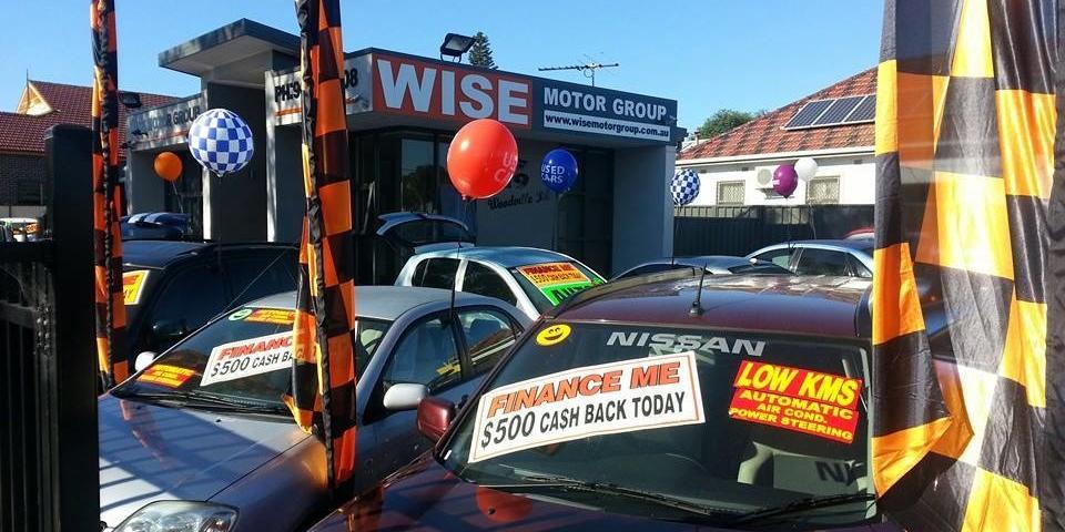 Wise Motor Group Pty Ltd